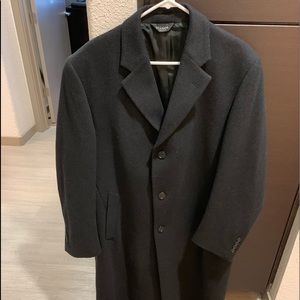 Jos. A Bank - Tall Peacoat 40R